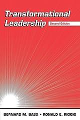 Transformational Leadership. Psychology Press. 2005. Paperback