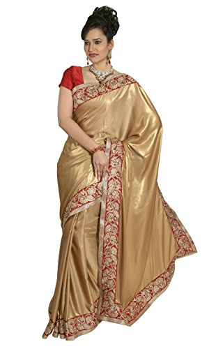 Zari Embroidery Fancy Sarees Collection-Multicolor-SIIL9001-VU-Georgette