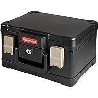 HMF - Caja para documentos (ignfuga y resistente al agua, tamao DIN A5)