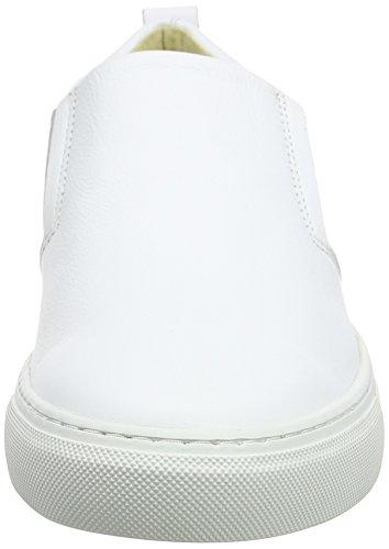 Shoe The Bear Herren Adam L Slip On Sneaker Weiß (White)