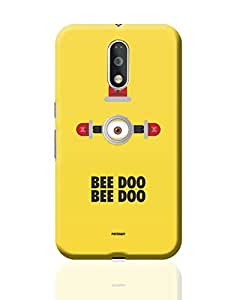 PosterGuy Moto G4 Plus Covers & Cases - Bee Doo Bee Doo | Designed by: Mayank Dhawan