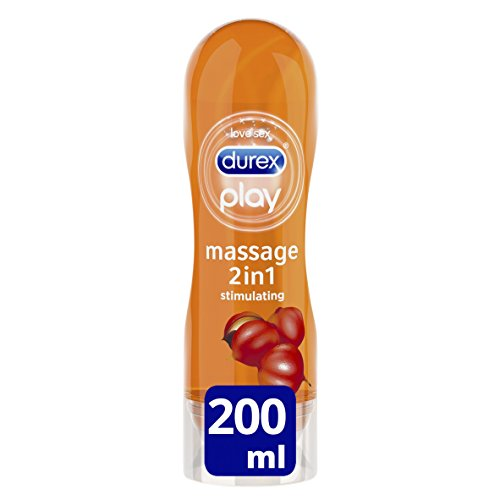 Durex Play Massage Gel 2 in1 – Stimulating 200 ml
