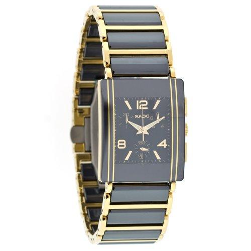 Rado R20592152 - Reloj de pulsera hombre, Cerámica, color Negro