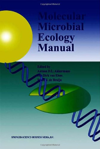 Molecular Microbial Ecology Manual