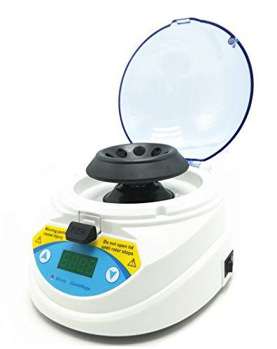 mini-10K medical laboratory centrifuges Digital adjustable timer
