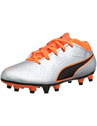 super popular dbb2b 2efb1 Puma One 4 Syn FG Jr, Chaussures de Football Mixte Enfant