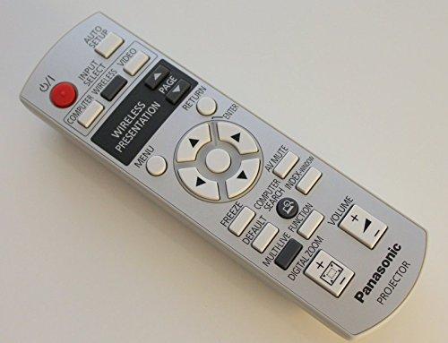 Panasonic N2QAYB000260 Fernbedienung für PT-LB75NTE, PT-LB80NTE Projektoren Panasonic Plasma Receiver