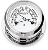 Wempe Comfortmeter Pirat II verchromt Ø 95 mm
