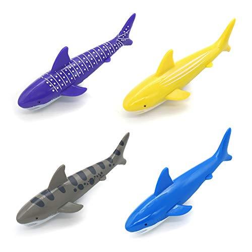 Conjunto Juego Acuático, Juego de Agua Buceo Tiburones...