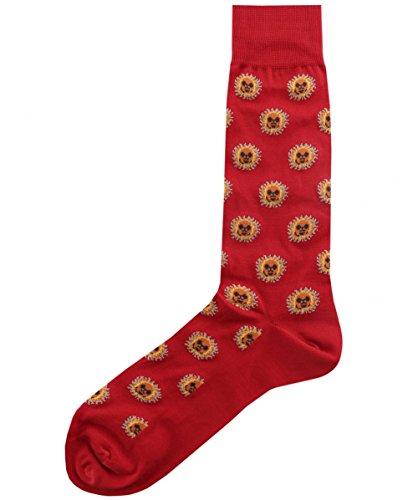 Paul Smith Herren Socken Rot rot Einheitsgröße