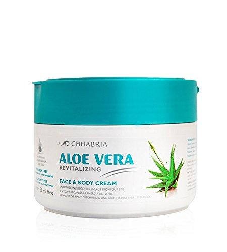 Aloe Vera Gesicht und Körper Revitalisierende Creme von Aloe Excellence (Chhabria) 300ml von Aloe Excellence
