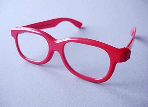 Herzchenbrille, 3D Brille, Herzen - Herzchen entstehen mitten im Raum