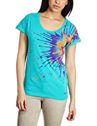 Rip Curl Damen T-shirt LAGON BLEU