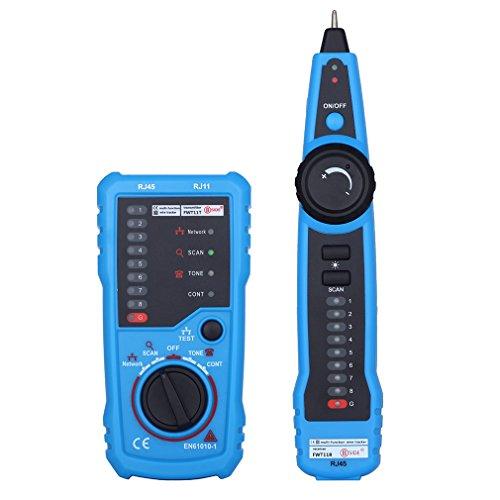 Wire Tracker - Kabeltester Tsing Kabelfinder Telefon RJ45 Finder Draht Verfolger Tracker...