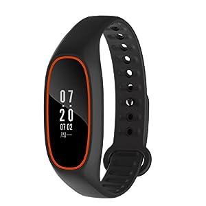 Bluetooth Herzfrequenz Blutdruck Pedometer Telefon Informationen Intelligenz Gesundheit BRACELET SPORT