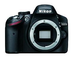 Nikon D3200 kere