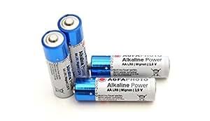 Batterien Alkaline AA Agfa Digital Extreme Power, 1.5V, 2750mAh, Stück