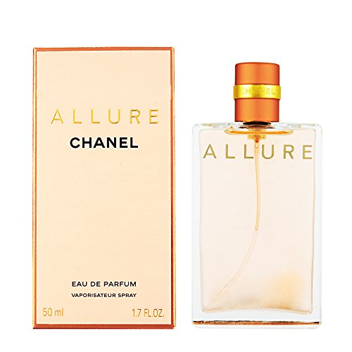 CHANEL Allure EDT Vapo 50 ml (Toilette Eau Chanel De Spray 5)