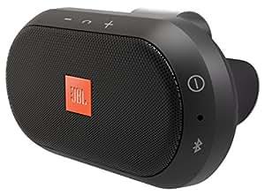 JBL Trip Kit Mains Libres Sans Fil Bluetooth Rechargeable Portable s'Accrochant au Pare-Soleil Compatible avec Smartphones et Tablettes Android/iOS - Noir