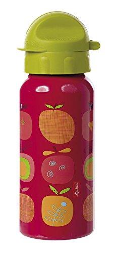 sigikid, Mädchen, Trinkflasche mit Drehverschluss 0,4 l, Pony sue, Pink, 24739