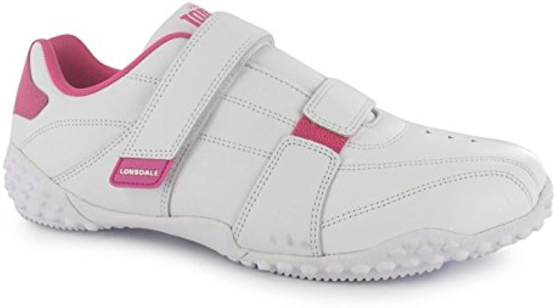 Lonsdale Fulham Scarpe da Ginnastica Donna Bianco rosa Casual Scarpe, Scarpe, Scarpe, bianca rosa | Diversified Nella Confezione  7a2026