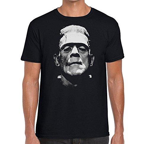 Other Stedman Frankenstein Monster Herren T Shirt - Schwarz - XX-Large