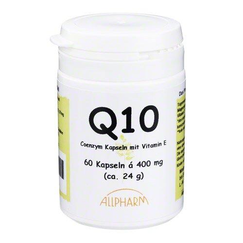 COENZYM Q10 m.Vitamin E Kapseln 60 St