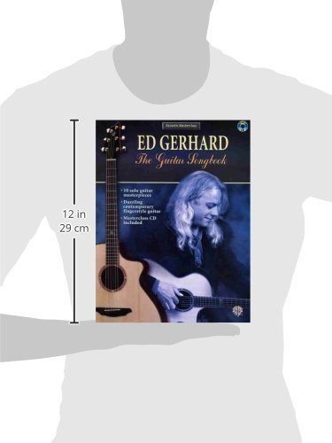 Acoustic Masterclass: Ed Gerhard -- The Guitar Songbook, Book & CD
