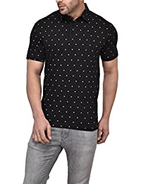Vivid Bharti Men's Cotton Polo (Sm-189-90-91-Ver)