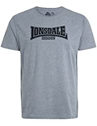 T-SHIRT LONSDALE BELFORD GRIS