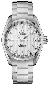 Omega Seamaster Aqua Terra automático 39 mm reloj de los hombres 231,10,39,21,02,001