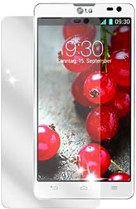 dipos LG Optimus L9 2 Schutzfolie (2 Stück) - kristallklare Premium Folie Crystalclear
