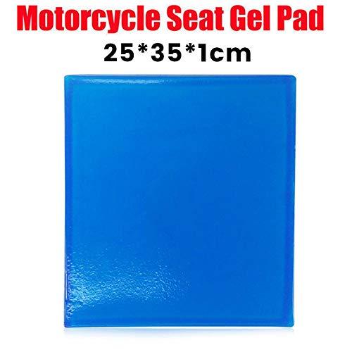 kelihood Motorrad Sitz Gel Pad EIS Absorption Kissen Motorrad Roller Komfortable Weiche Gel Matte Motor Bike Modifizierte Sitzauflage