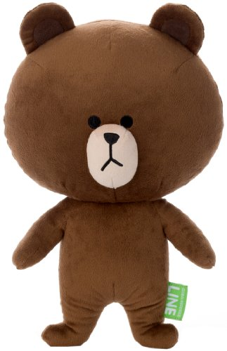 LINE Character Brown (M)