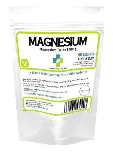 les-comprimes-de-magnesium-1-a-day-mgo-500mg
