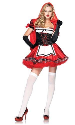 ivine Miss Red Rotkäppchen, Größe M, beige ()