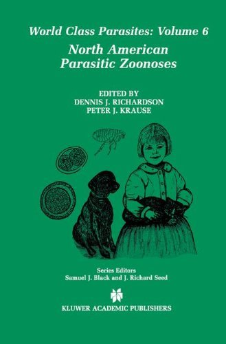North American Parasitic Zoonoses (world Class Parasites Book 6) por Dennis J. Richardson epub