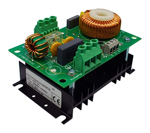 FG-ELEKTRONIK 069603 FG-ACC-PC 2000i OF Wechselspannungssteller für induktive Lasten bis 2000W, Open-Frame-Gerät, für Einbau und Hutschienenmontage Acc-pc