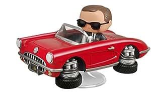 Funko - POP Rides - Agents of S.H.I.E.L.D - Lola