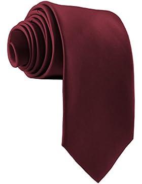 ADAMANT® Corbatas de Hombre anchas, diferentes colores - Corbata ancha original