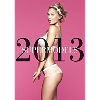 Supermodels 2013 Top Model Calendar