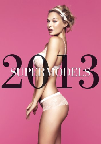 Supermodels 2013 Top Model Calendar