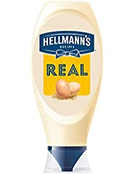 Hellmann's Real Squeeze Mayonnaise, 750 ml