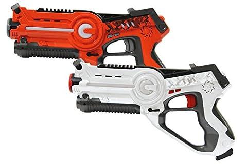 Jamara 410037 Impulse Laser Battle Set
