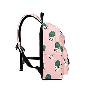 41uPC9dQ3OL. SS300  - RMXMY Mochila Escolar Impermeable Mochila Escolar Juvenil Bolsa de portátil Chica Personalidad de Moda Mochila Fresca…