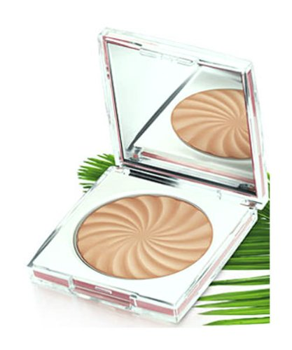 Lotus Makeup Ecostay Long Lasting Compact, Hazelnut Star, C4, 9g