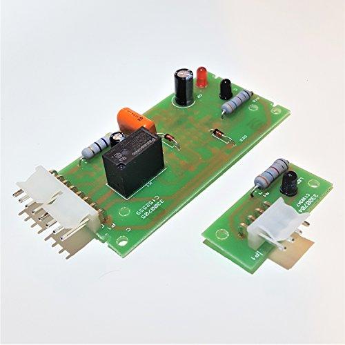 Whirlpool 4389102 W10757851 Icemaker Emitter Sensor Control Board, WHIRLPOOL-W10757851-1PK, Original Version (Control Whirlpool Board)