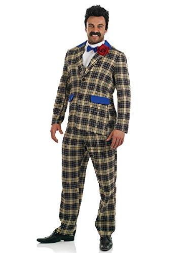 Hi De Hi Ted Bovis Costume