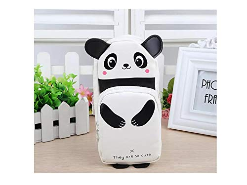 TRUE HUMAN Panda Pencil Pouch Pencil case for Girls, Boys ,Kids and Students