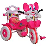 Babyjoys Baby Tricycle 1-3 yrs - 1523MZ- Pink